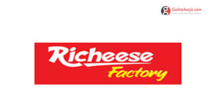 Lowongan Kerja PT Richeese Kuliner Indonesia (Richeese Factory)