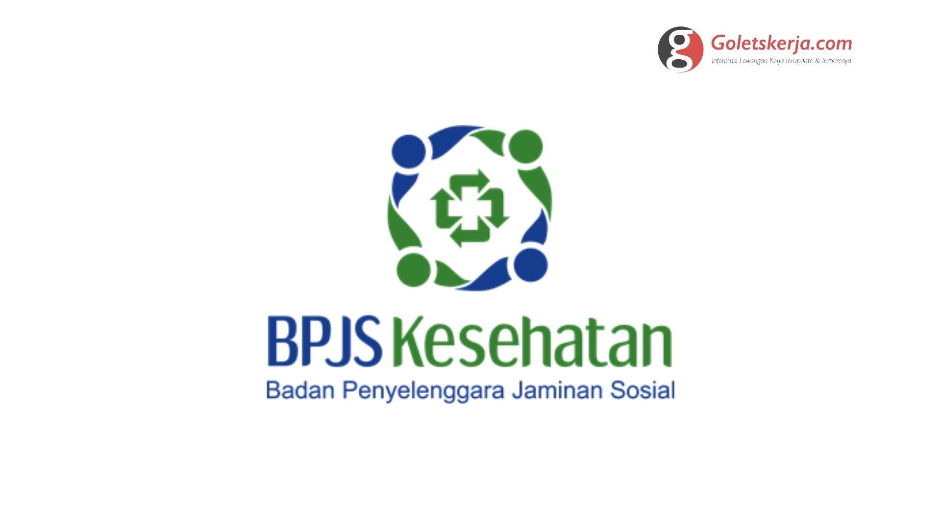 Lowongan Kerja BPJS Kesehatan - Pegawai Tidak Tetap (PTT)