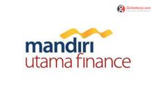 Lowongan Kerja PT Bank Mandiri Utama Finance - 2021