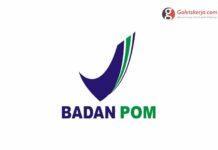 Lowongan kerja Badan Pengawas Obat dan Makanan (BPOM)