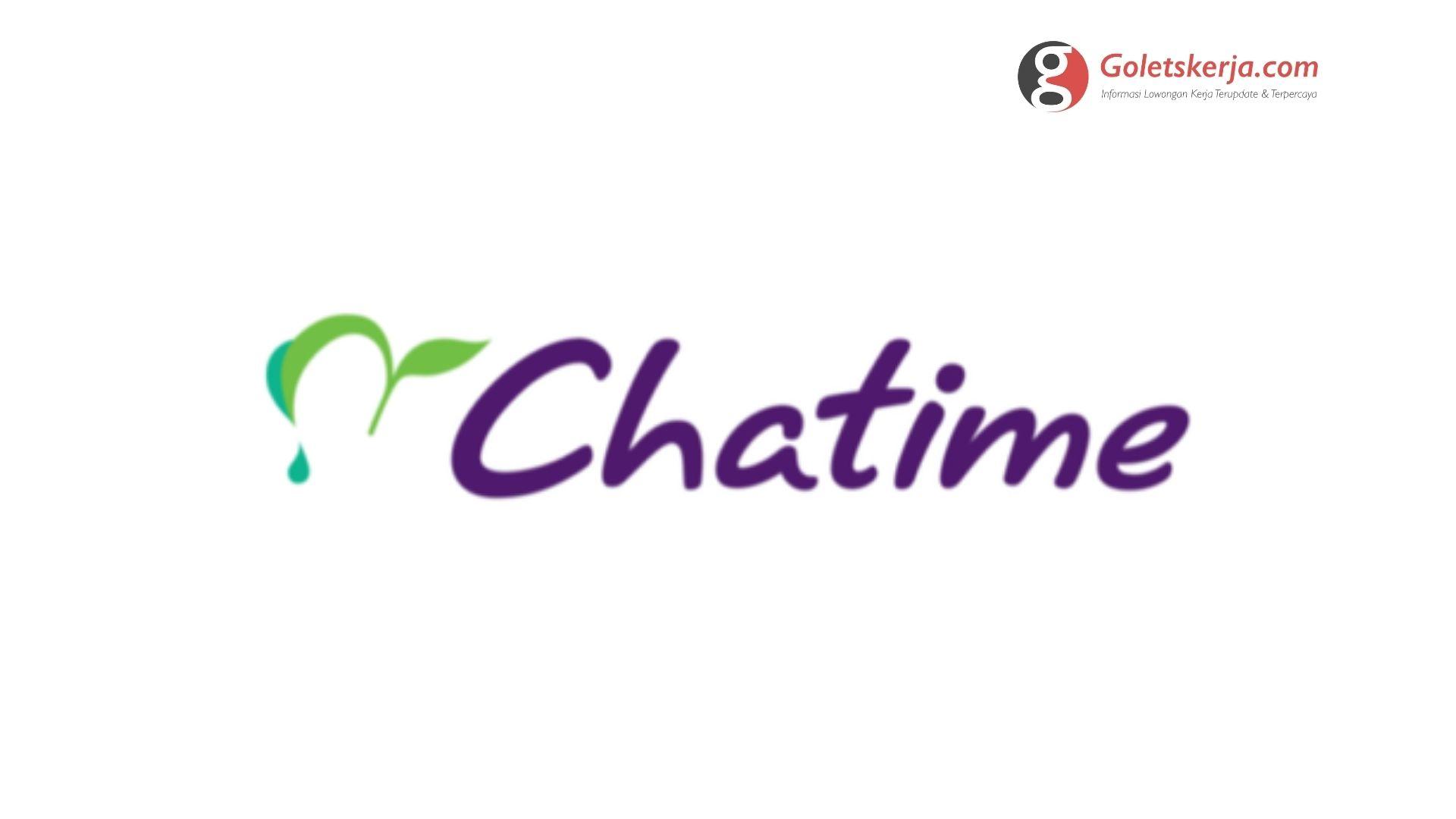 Lowongan Kerja PT Foods Beverages Indonesia (Chatime)