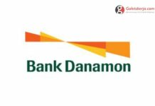 Lowongan Kerja PT Bank Danamon Indonesia Tbk. April 2021