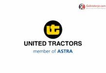 Lowongan Kerja PT United Tractors Tbk.