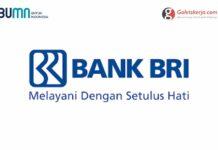 Lowongan BUMN PT Bank Rakyat Indonesia (Persero) Tbk.