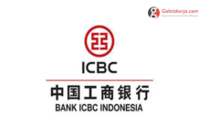 Lowongan Kerja PT Bank ICBC Indonesia - Maret 2021