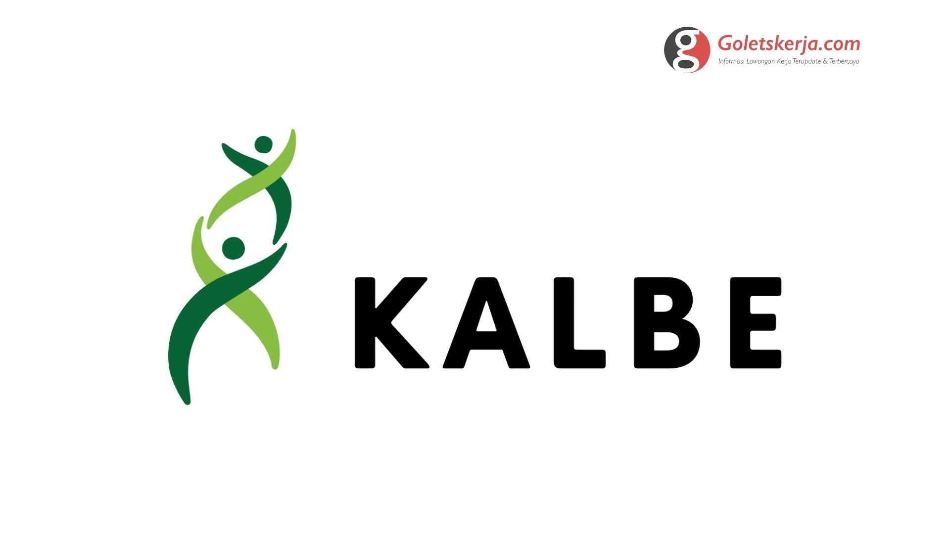 Lowongan Kerja PT Kalbe Farma Tbk Terbaru 2021