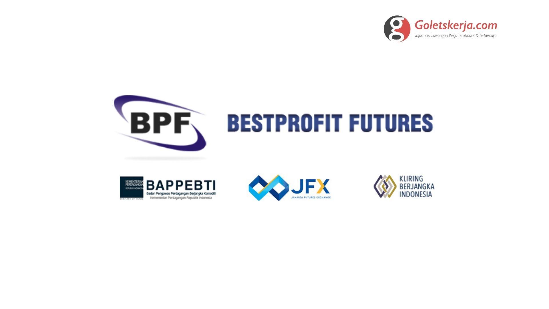 Lowongan KerjaPT BPF Financeindo