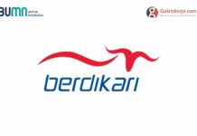 Lowongan Kerja PT Berdikari (Persero) - 2021