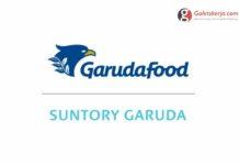 Lowongan Kerja PT Suntory Garuda Beverage (SGB)