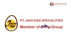 Lowongan Kerja PT Java Egg Specialities (Member Of Cimory Group)