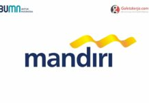 Lowongan Kerja BUMN PT Bank Mandiri (Persero) Tbk.