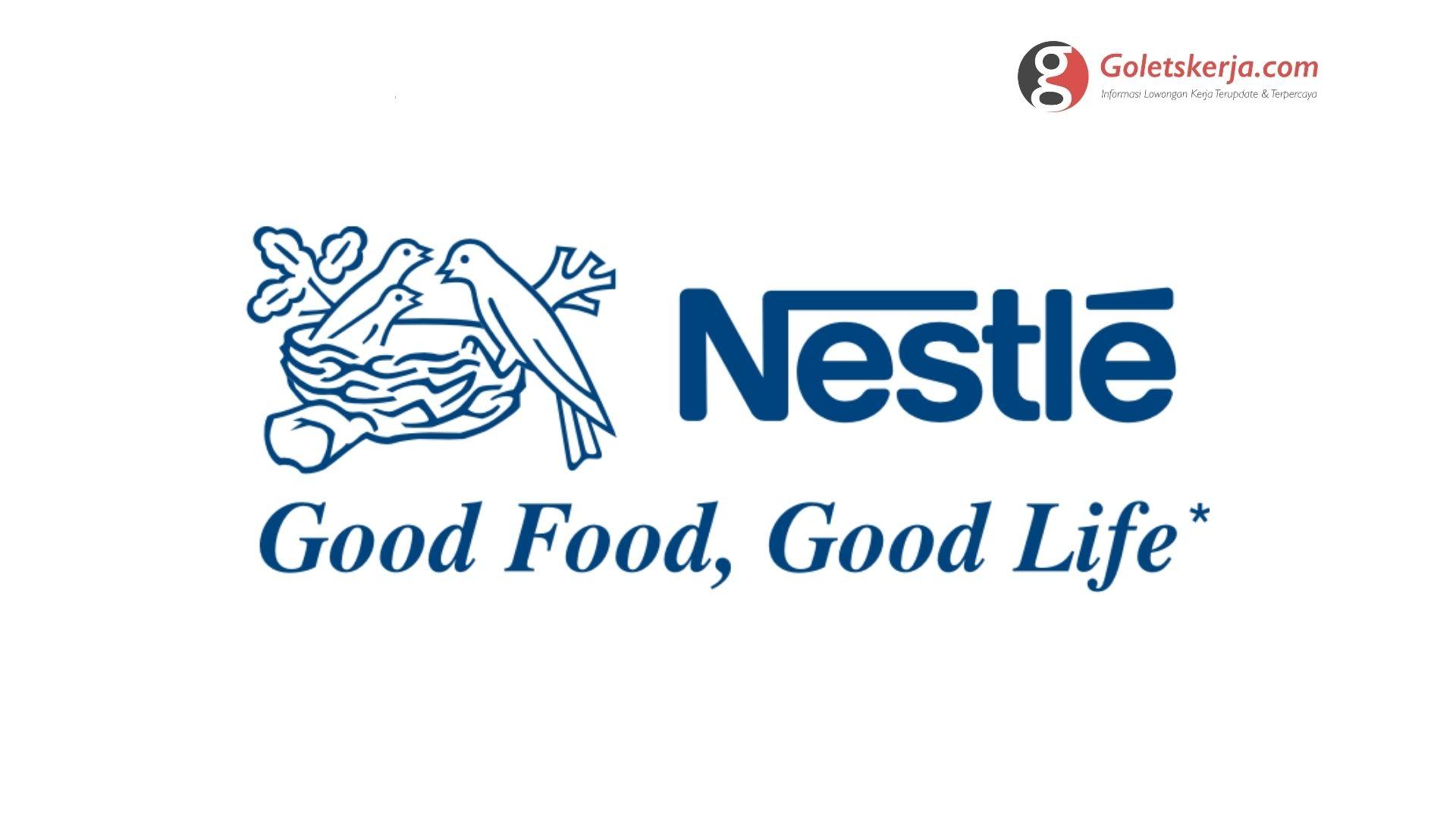 Lowongan Magang PT Nestlé Indonesia - Mei 2021