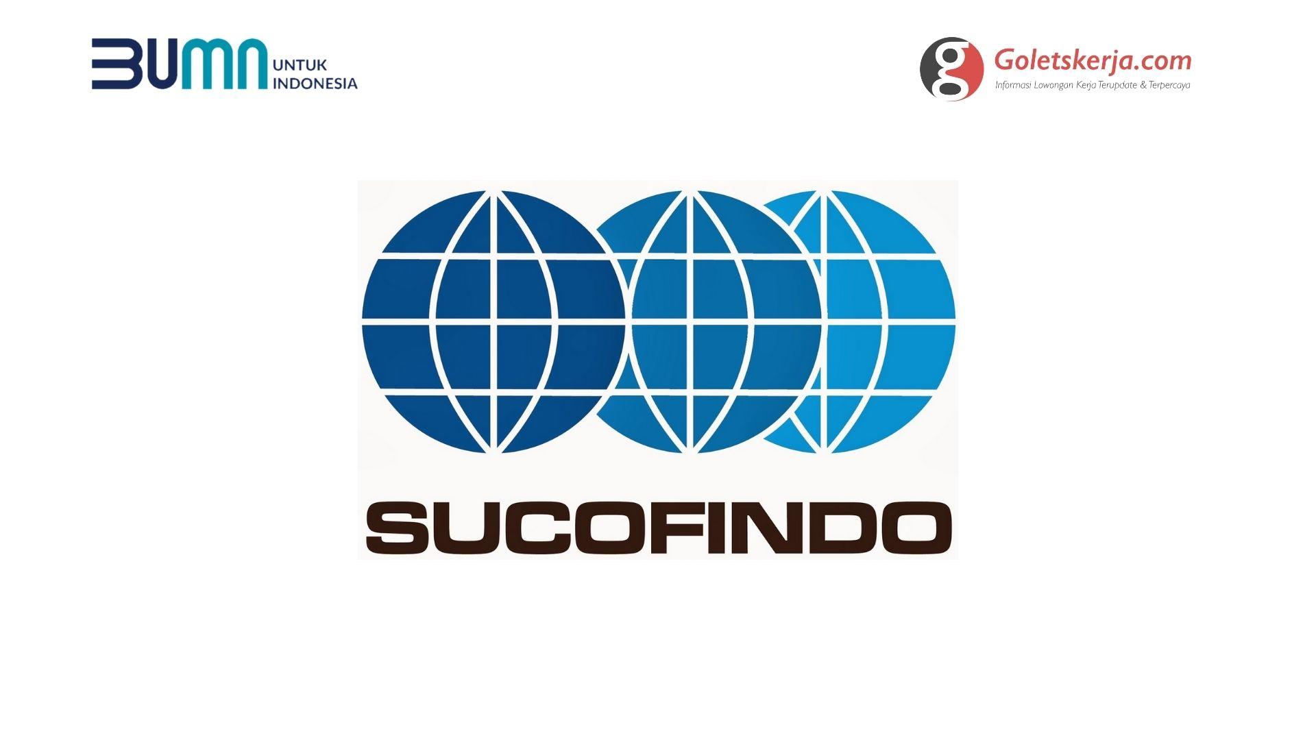 Lowongan Kerja PT Sucofindo (Persero) - April 2021