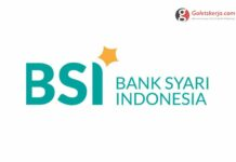 Lowongan Kerja PT Bank Syariah Indonesia Tbk.