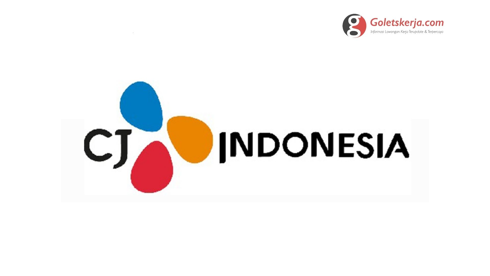 Lowongan Kerja PT CJ Feed Jombang
