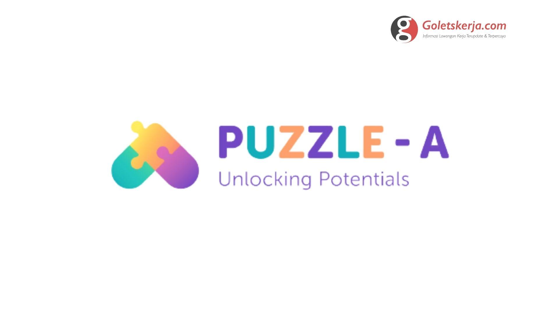 Lowongan Kerja Puzzle-A