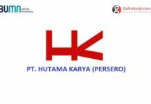 Lowongan Kerja BUMN PT Hutama Karya (Persero)