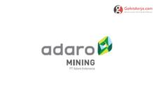 Lowongan Kerja PT Adaro Metcoal Companies (Adaro Group)