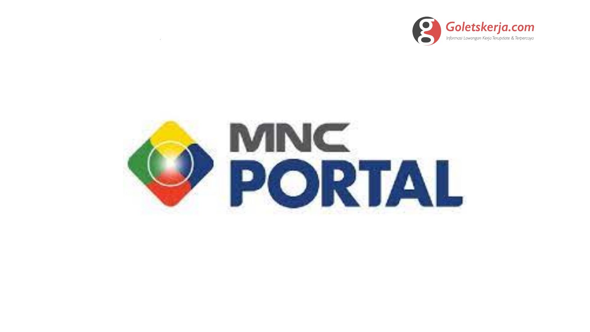 Lowongan Kerja PT MNC Portal Indonesia (MPI)