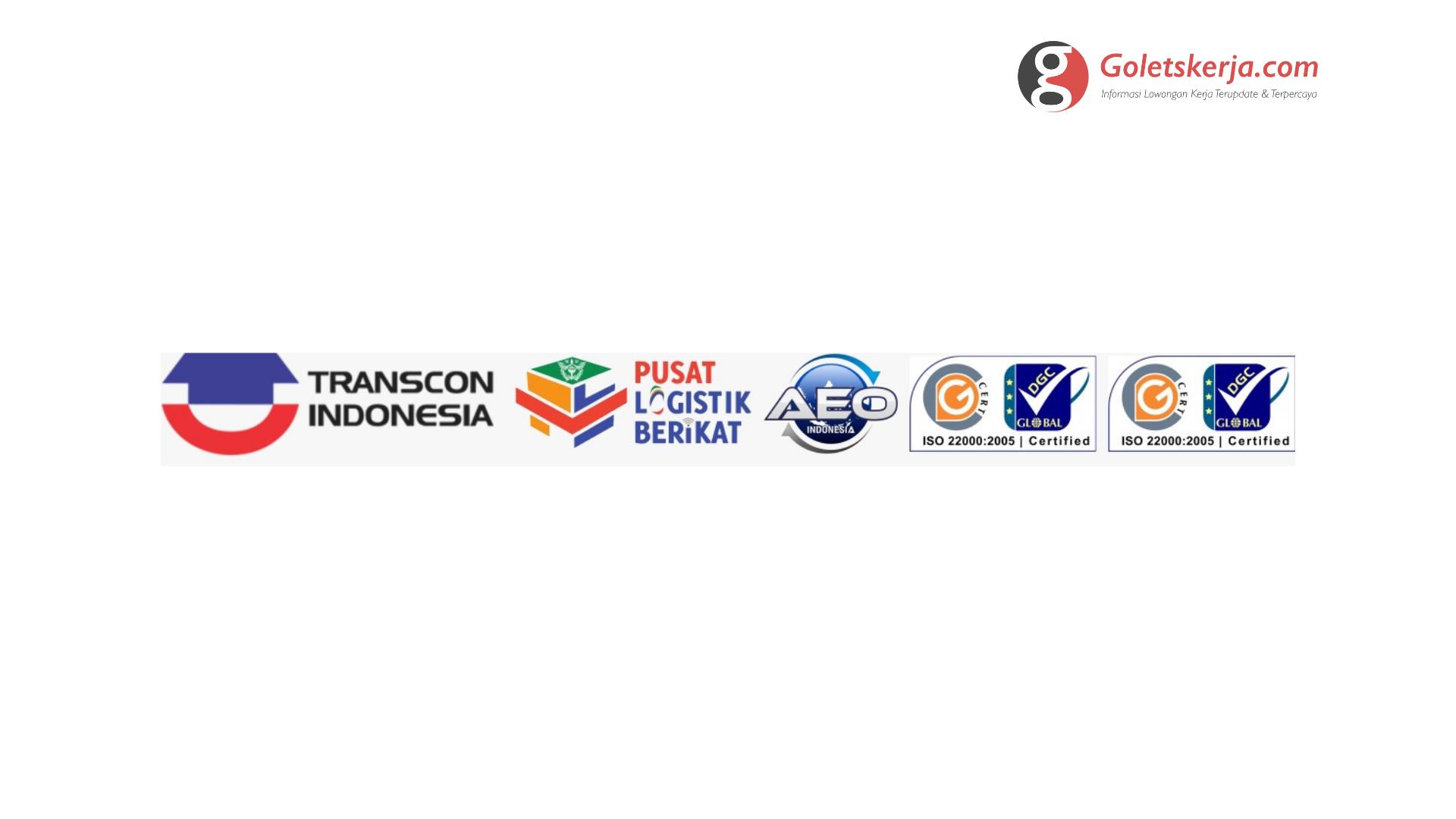 Lowongan Kerja Transcon Indonesia | September 2021